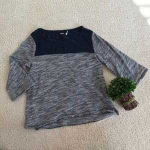 (Urban Outfitters) BDG 3/4 sleeves top